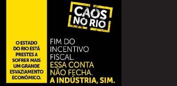 Caos no Rio