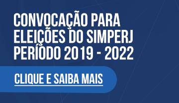Eleições SIMPERJ 2019 – 2022