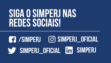 Redes Sociais do SIMPERJ