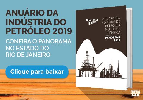 Anuário da Indústria do Petróleo 2019
